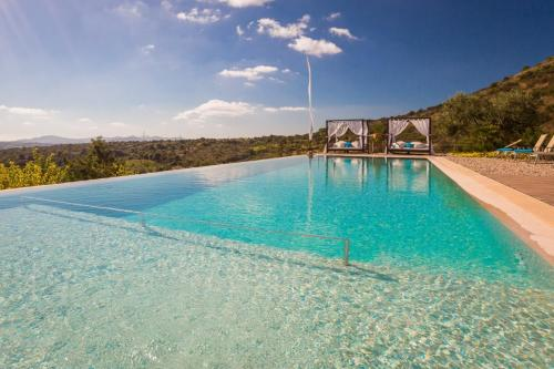 Finca-Alegria Pool Daybeds